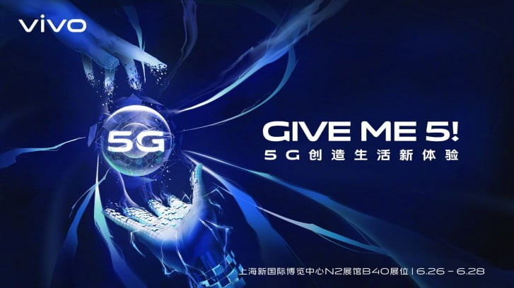 Vivo To Unveil 5G Phone In Next Week