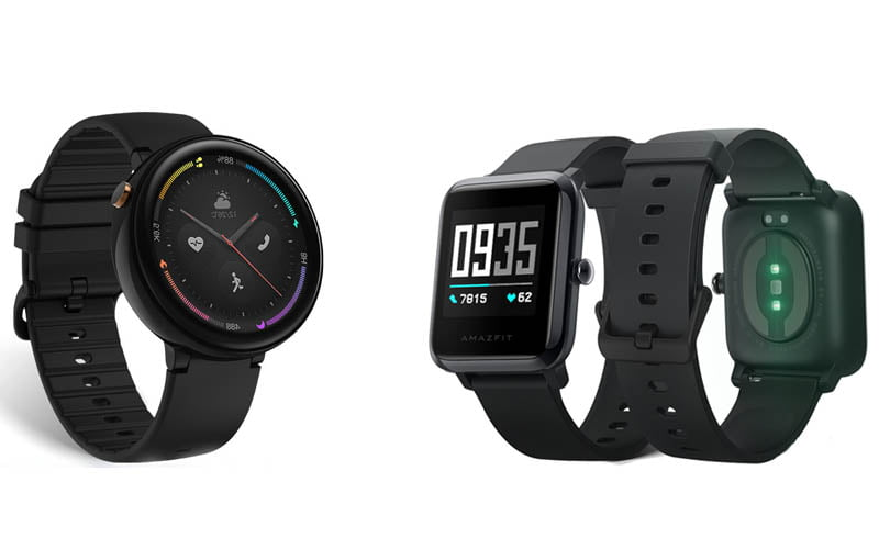 Xiaomi Unveils Amazfit Smart Watch 2 And Amazfit Health Watch