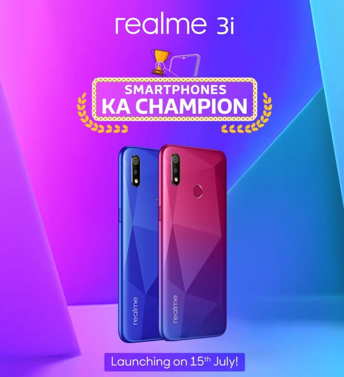 Complete Specifications Of Realme 3i Leaked Online