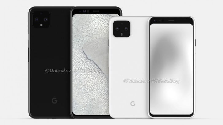 Google PIxel 4 Leaked Again And Confirms Design
