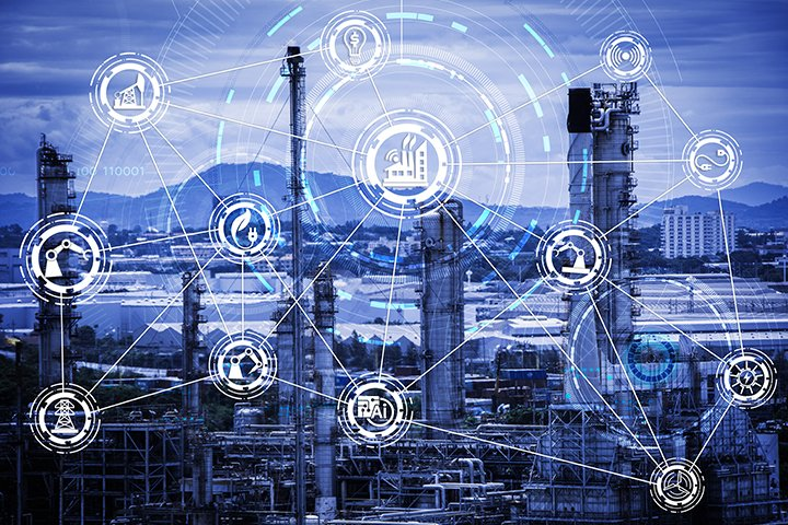 Industrial Internet of Things (IIOT) to Optimize Risk Management in Manufacturing Processes