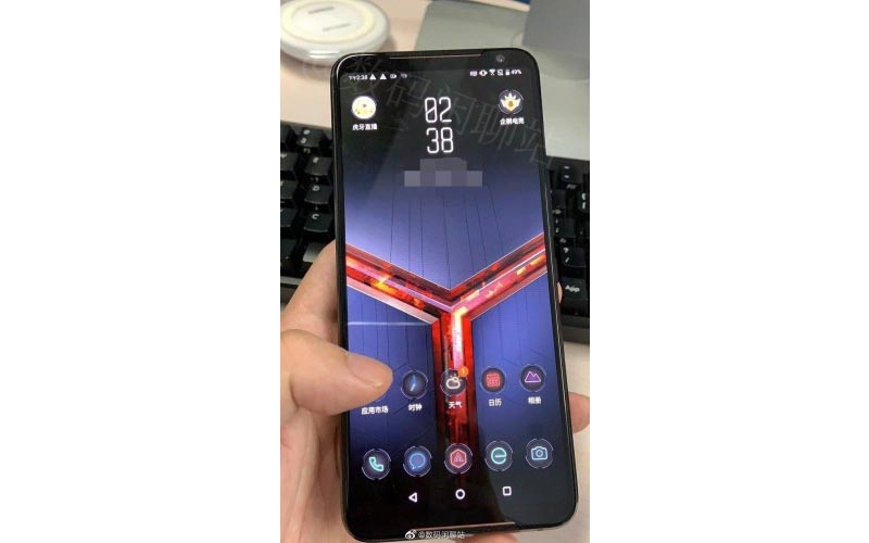 Live Images Of Asus ROG Phone 2 Surfaced Online
