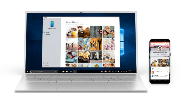 Microsoft Your Phone App Is Now Official