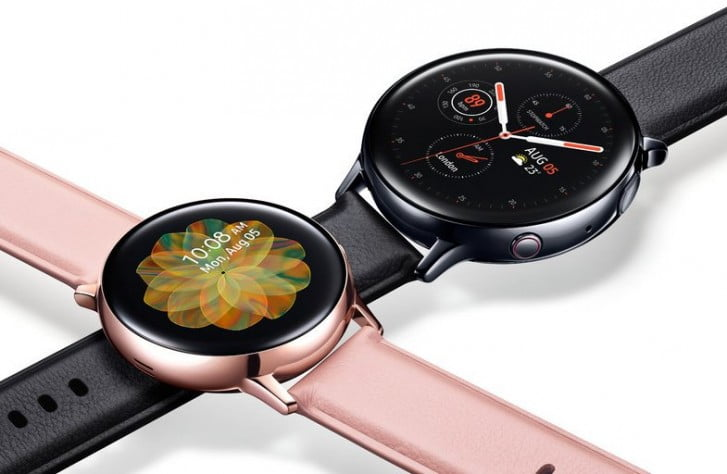 Renders And Specifications Of Samsung Galaxy Watch Active 2 Surfaced Online