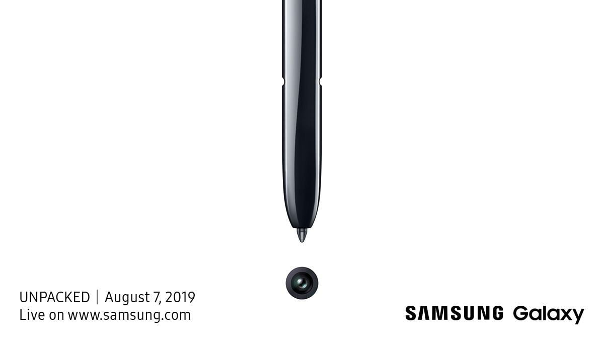 Samsung Announces Launch Date Of Unpacked Event