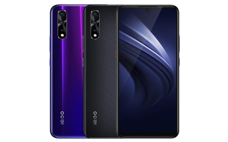 iQOO Neo Goes Official With Triple Rear Cameras And More