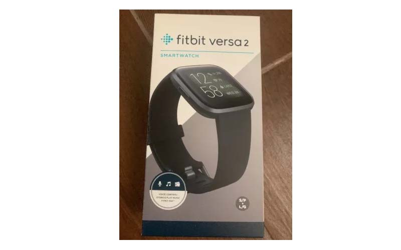 Fitbit Versa 2 Surfaced Online With Alexa
