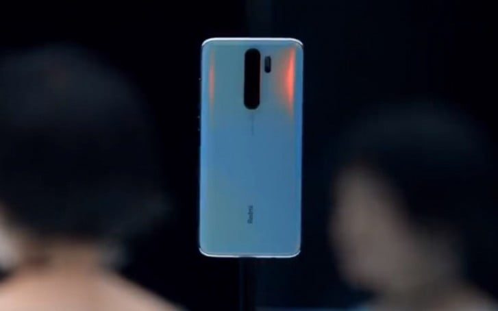 Here's Official Glimpse Of Redmi Note 8 Series