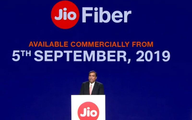Jio Fiber Announced; Here's Everything You Need To Know
