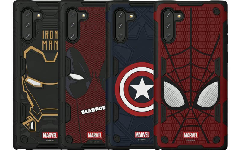 Marvel Smart Case Coming For Galaxy Note 10 Series