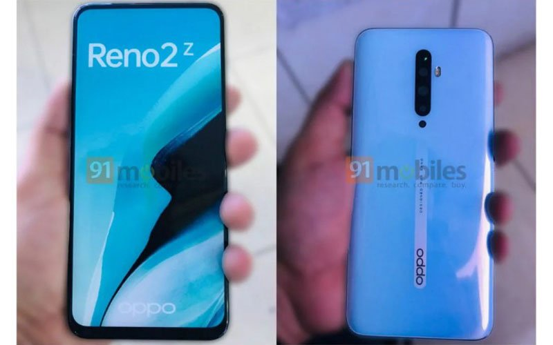 Oppo Reno 2Z Leaked With Key Specifications