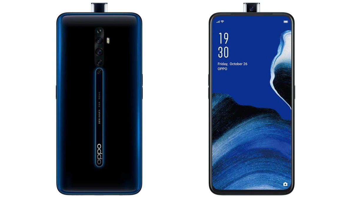 Oppo Unveils Reno 2, Reno 2Z, And Reno 2F In India