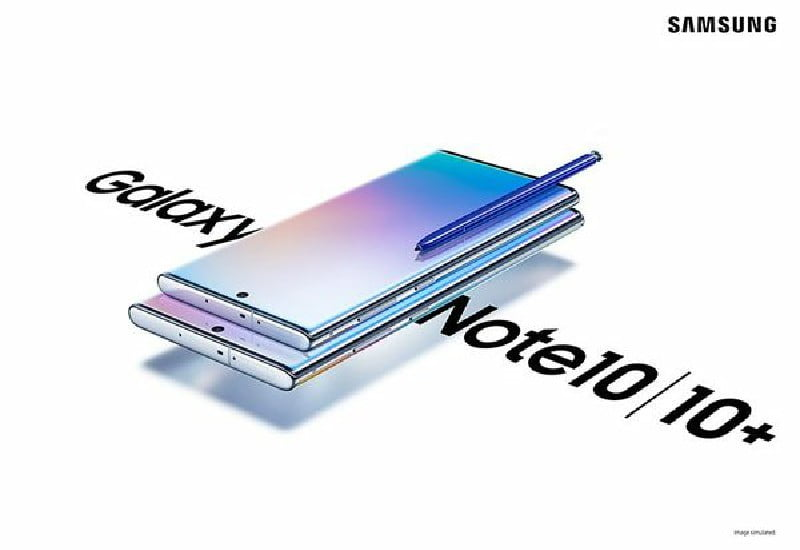 Samsung Galaxy Note 10 And Note 10 Plus Now Available For Pre-Orders In India