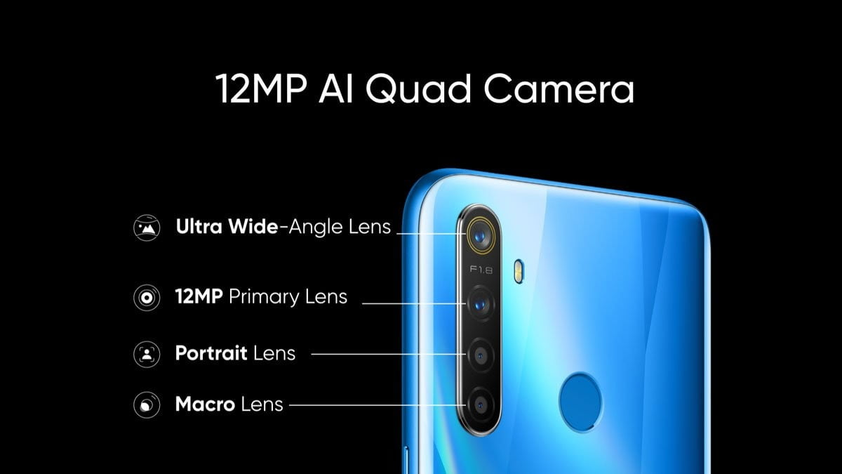 Realme 5 Series Unveiled With Quad Cameras And More