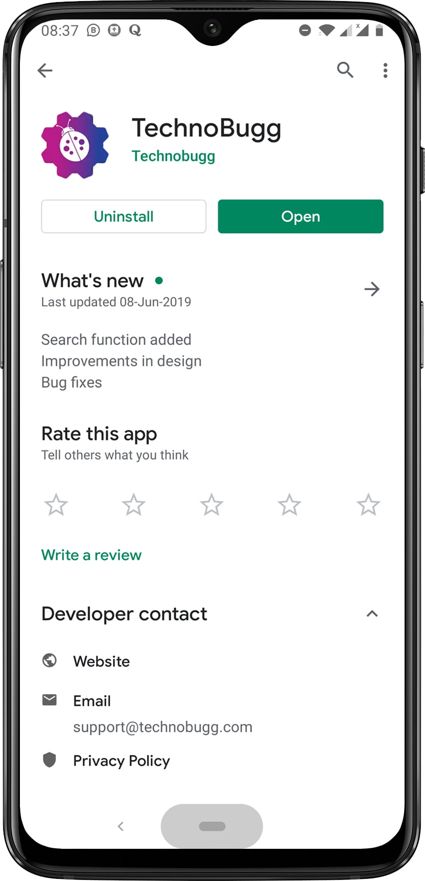 Redesigned Google Play Store Is Now Widely Available