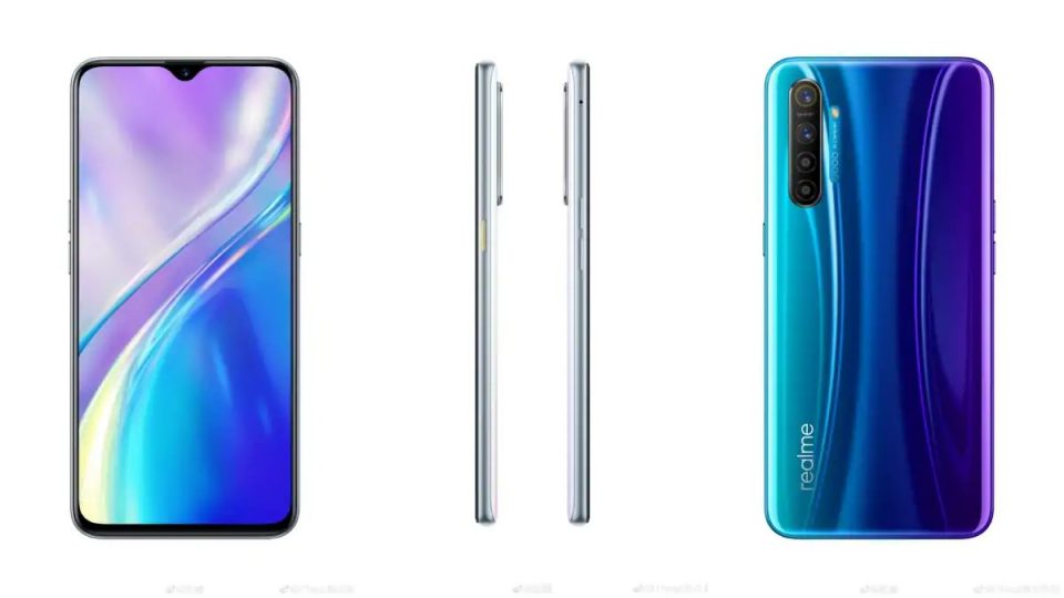 Specifications And Images Of Realme XT Surfaced Online