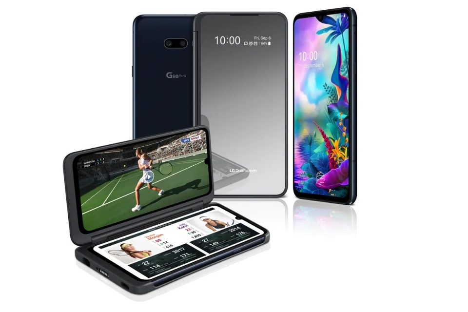 LG G8X ThinQ Unveiled With Updated Dual-Screen