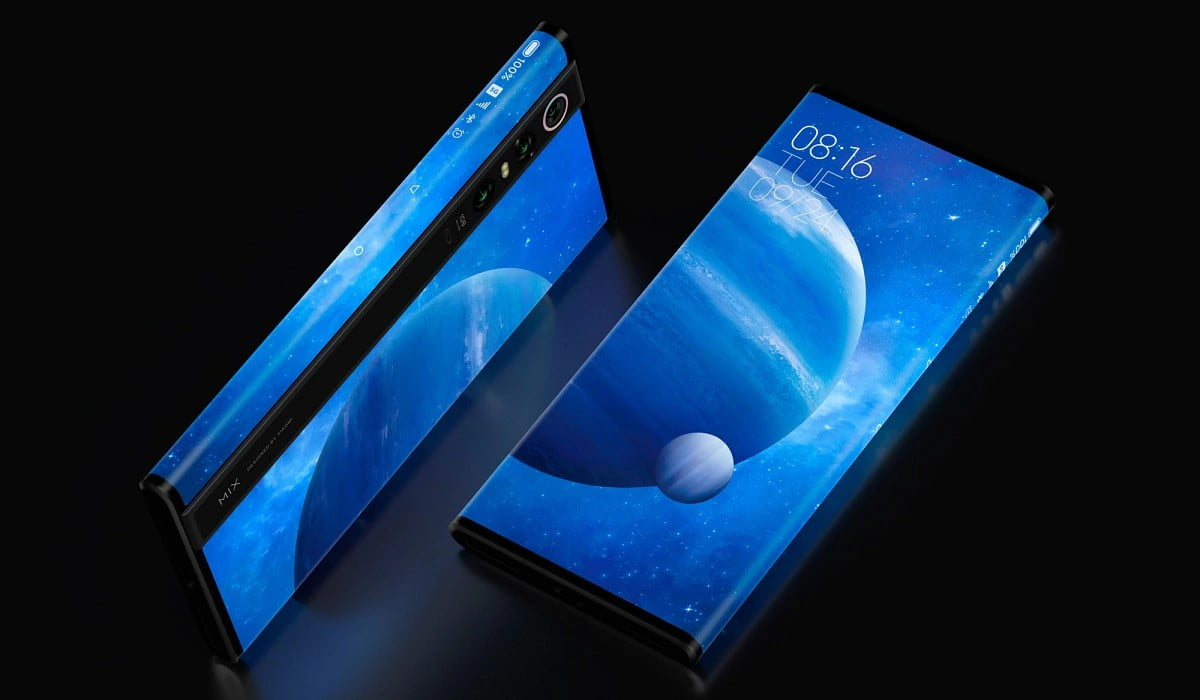 Mi Mix Alpha Goes Official With Surround Display And 108-Megapixel Camera