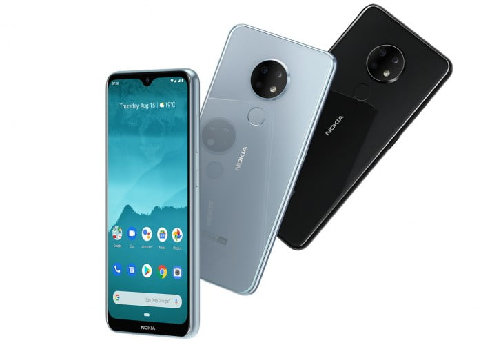 Nokia 6.2 Receives Android 10