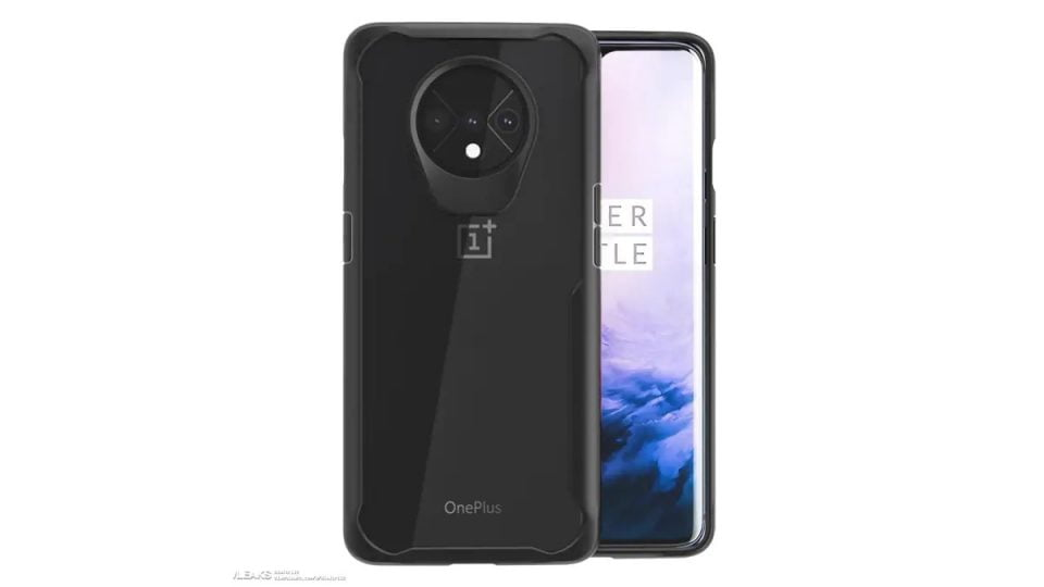 OnePlus 7T Protective Case Design Surfaced Online