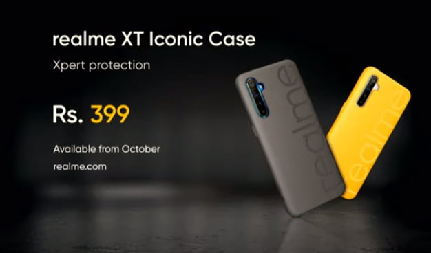 Realme Launches New Accessories In India