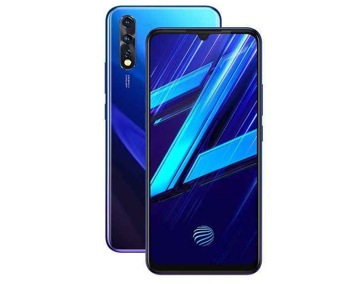 Vivo Z1x Unveiled With Triple Rear Camera Setup And More