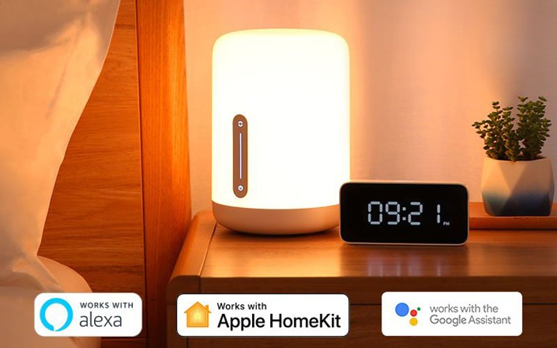 Crowdfunding For Mi Smart Bedside Lamp 2 Started In India