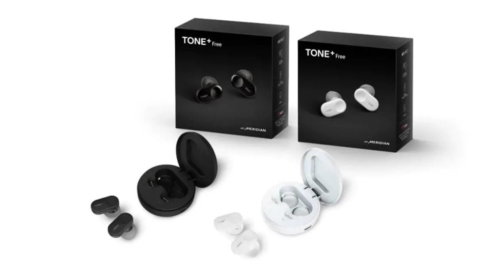 LG Tone+ Free Wireless Earphones Launched