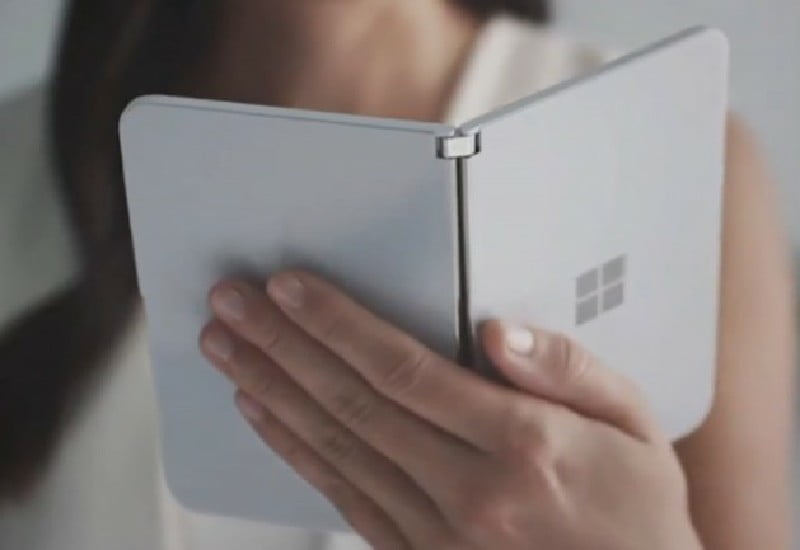 Microsoft Working On Android 11 Update For Surface Duo