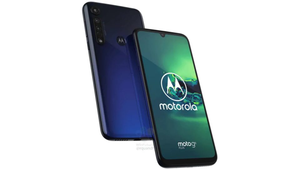 Moto G8 Plus Surfaced Online Will Triple Rear Cameras And More