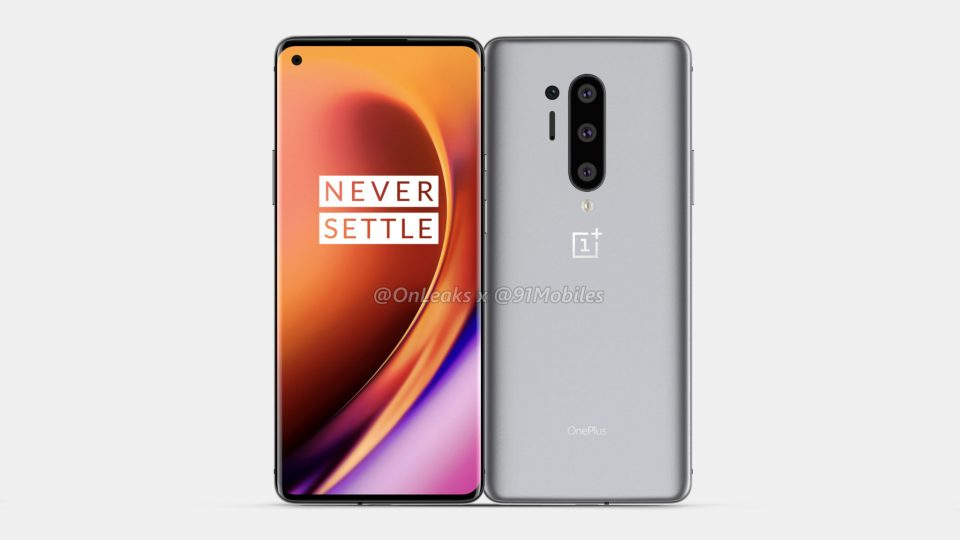 OnePlus 8 Series Pricing And Availability Leaked Again