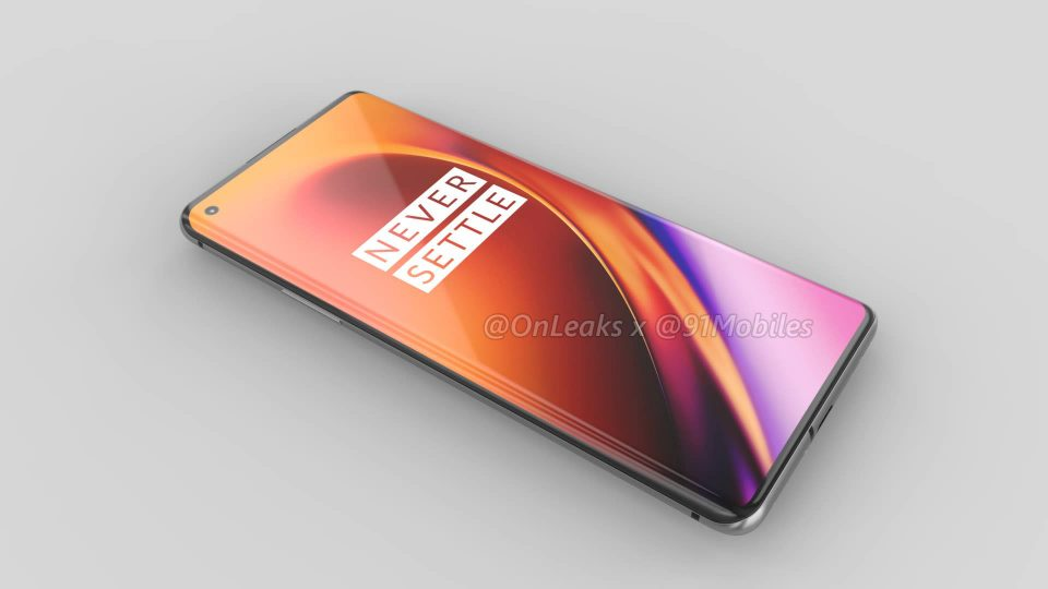 OnePlus 8 Pro Tipped To Feature 120Hz Refresh Rate Display
