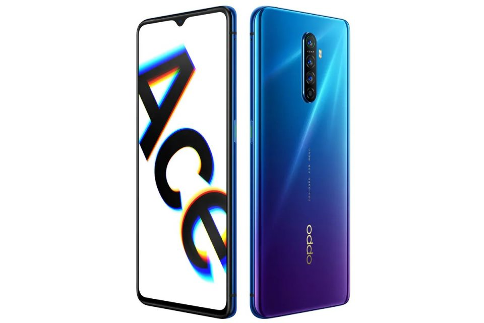 Oppo Reno Ace Unveiled With Super Fast Charging Technology And Quad Cameras