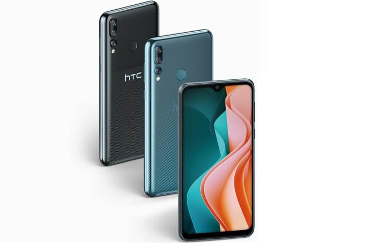 HTC Desire 19s Launched With Triple Rear Cameras
