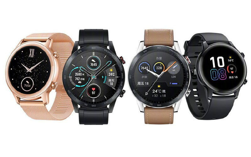 Honor Magic Watch 2 Unveiled With Kirin A1 Chipset And More