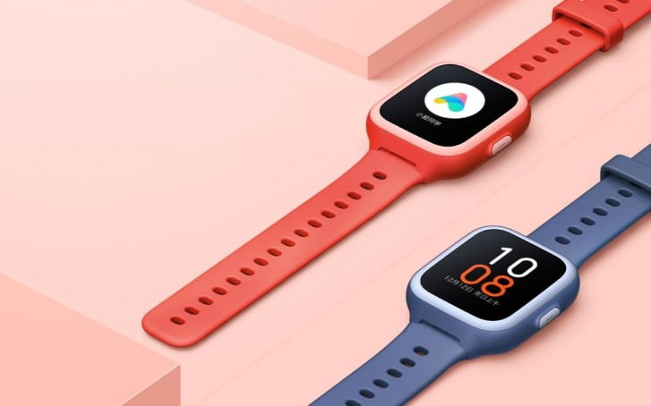 Mi Kids Watch 2S Goes Official With 7 Days Battery Life