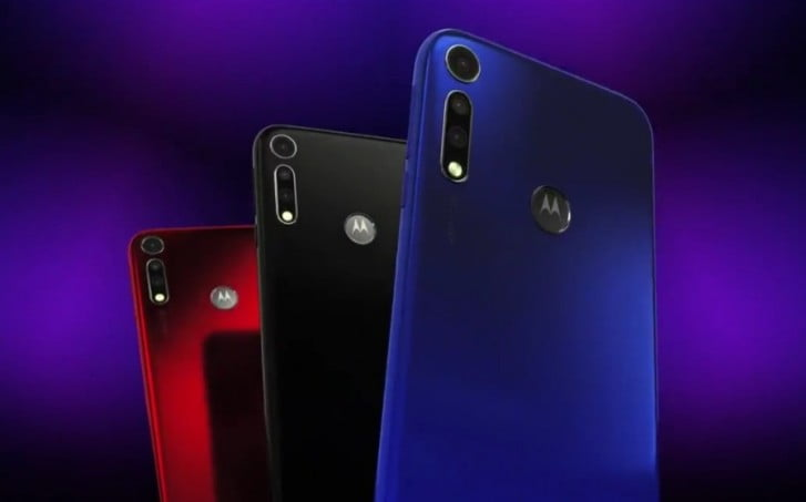 Moto G8 Appears In Video
