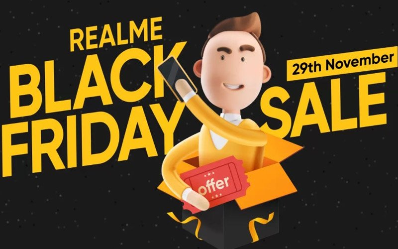 Realme Announced Black Friday Offers