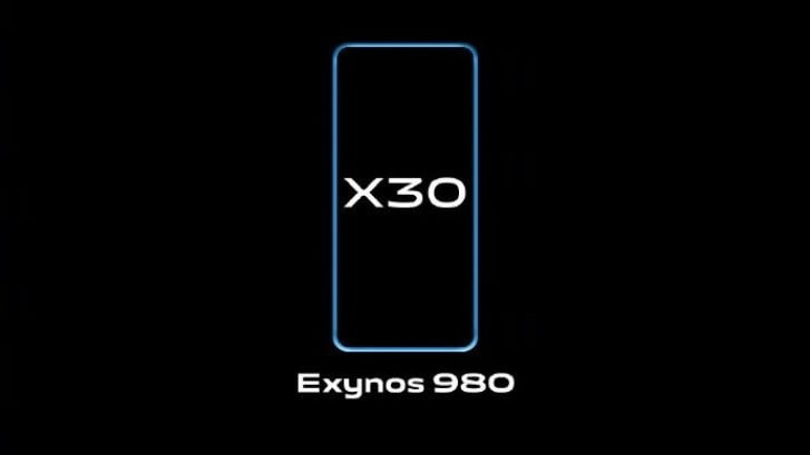 Vivo X30 Confirmed To Debut With Exynos 980