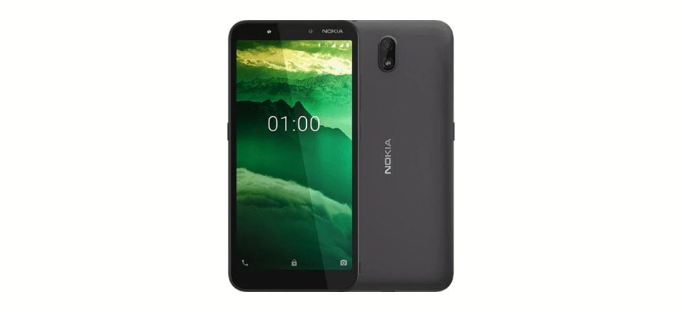 Nokia C1 Entry-level Smartphone Unveiled With Android Go Edition