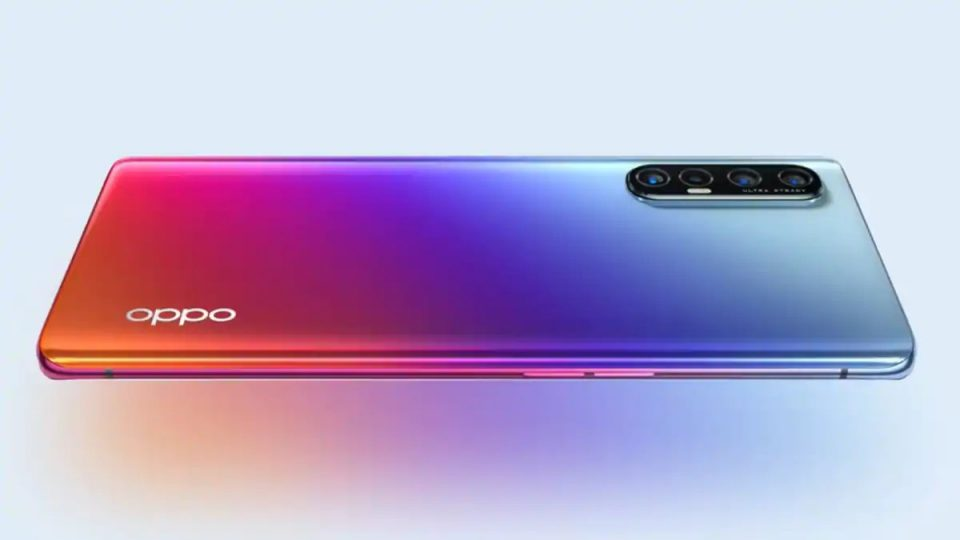 Oppo Reno 3 Pro Leaked In Full Glory