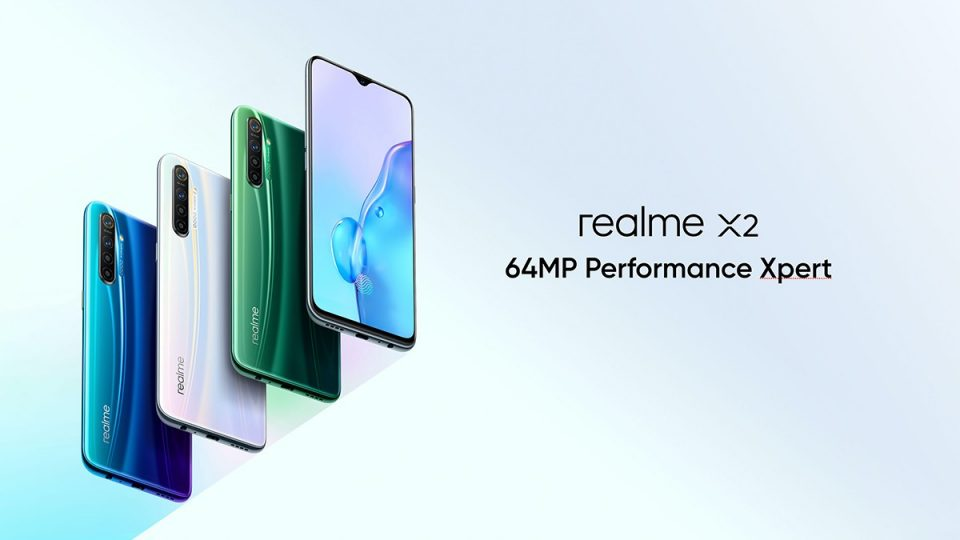 Realme X2 Debuts In India With Snapdragon 730G And Quad Cameras