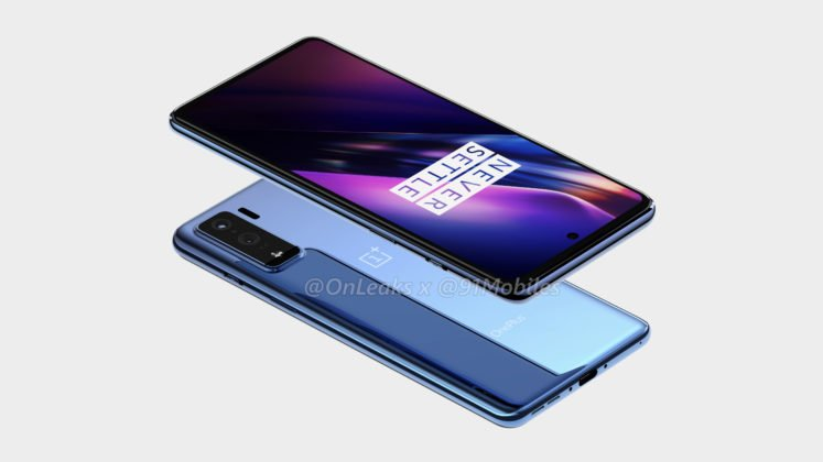 Renders Of OnePlus 8 Lite Leaked With Punch hole Display And More