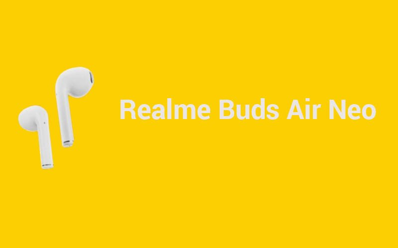 Realme To Unveil Yet Another TWS Earbuds Soon