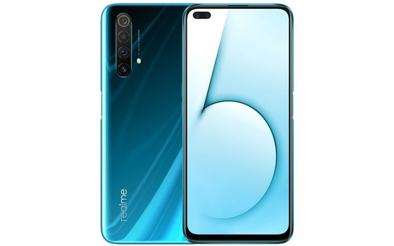 Realme X50 Unveiled With 5G And Quad Rear Cameras