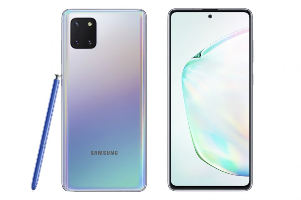 Samsung Galaxy S10 Lite Gets New Variant