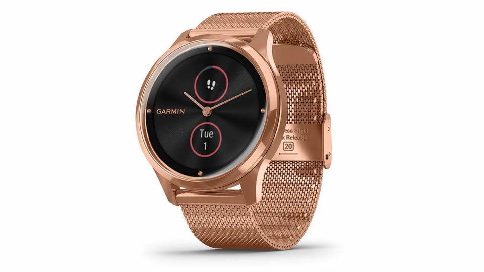 Garmin Launches Vivomove Hybrid Smartwatches In India