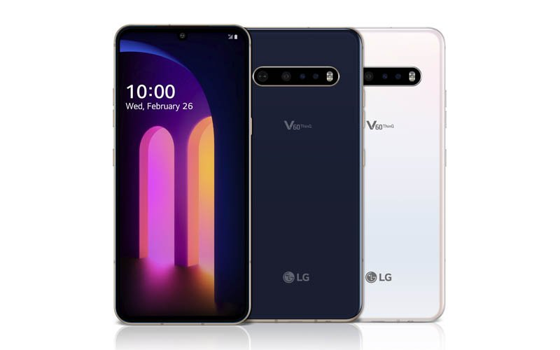 LG V60 ThinQ 5G Unveiled With Dual Screen And More