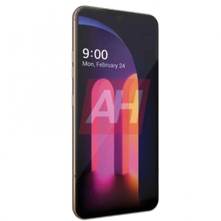 LG V60 ThinQ Render And Specifications Leaked