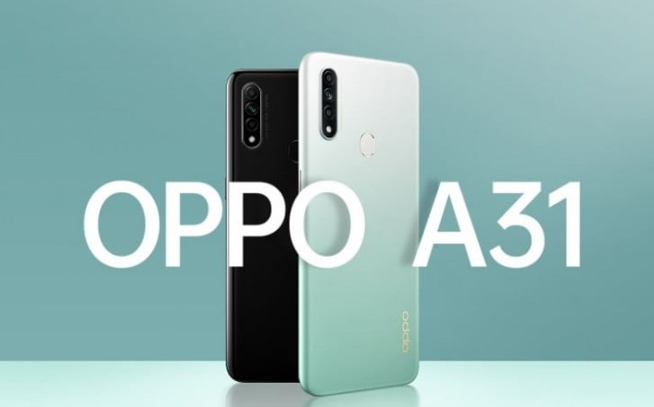 Oppo A31 Goes Official With Triple Rear Cameras And More
